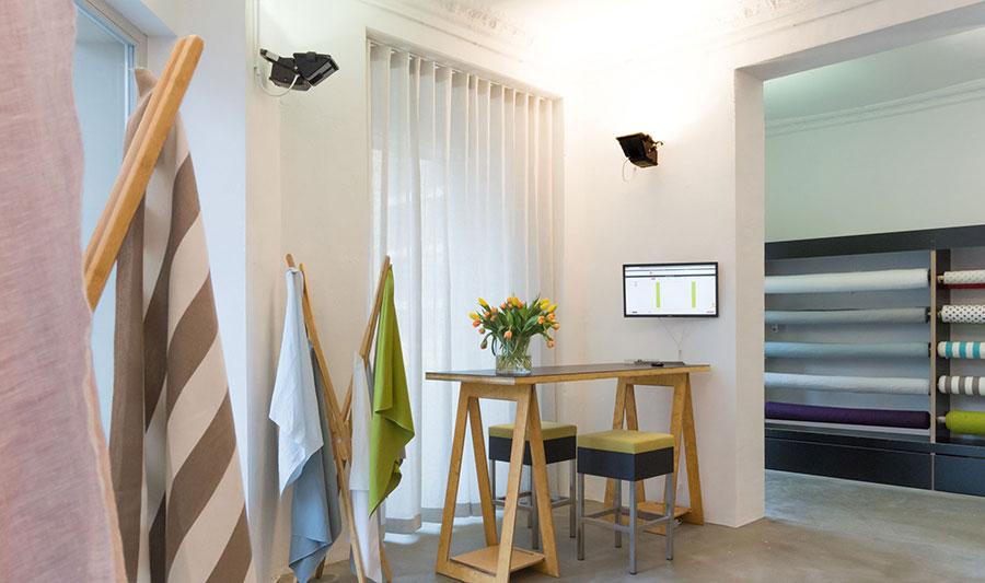 Konfiguriere und plane deinen maßgeschneiderten Vorhang inklusive Schiene in 3D